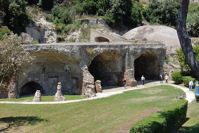 Tempio di Mercurio